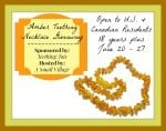 (Ended) Teething Tots Amber Necklace Giveaway