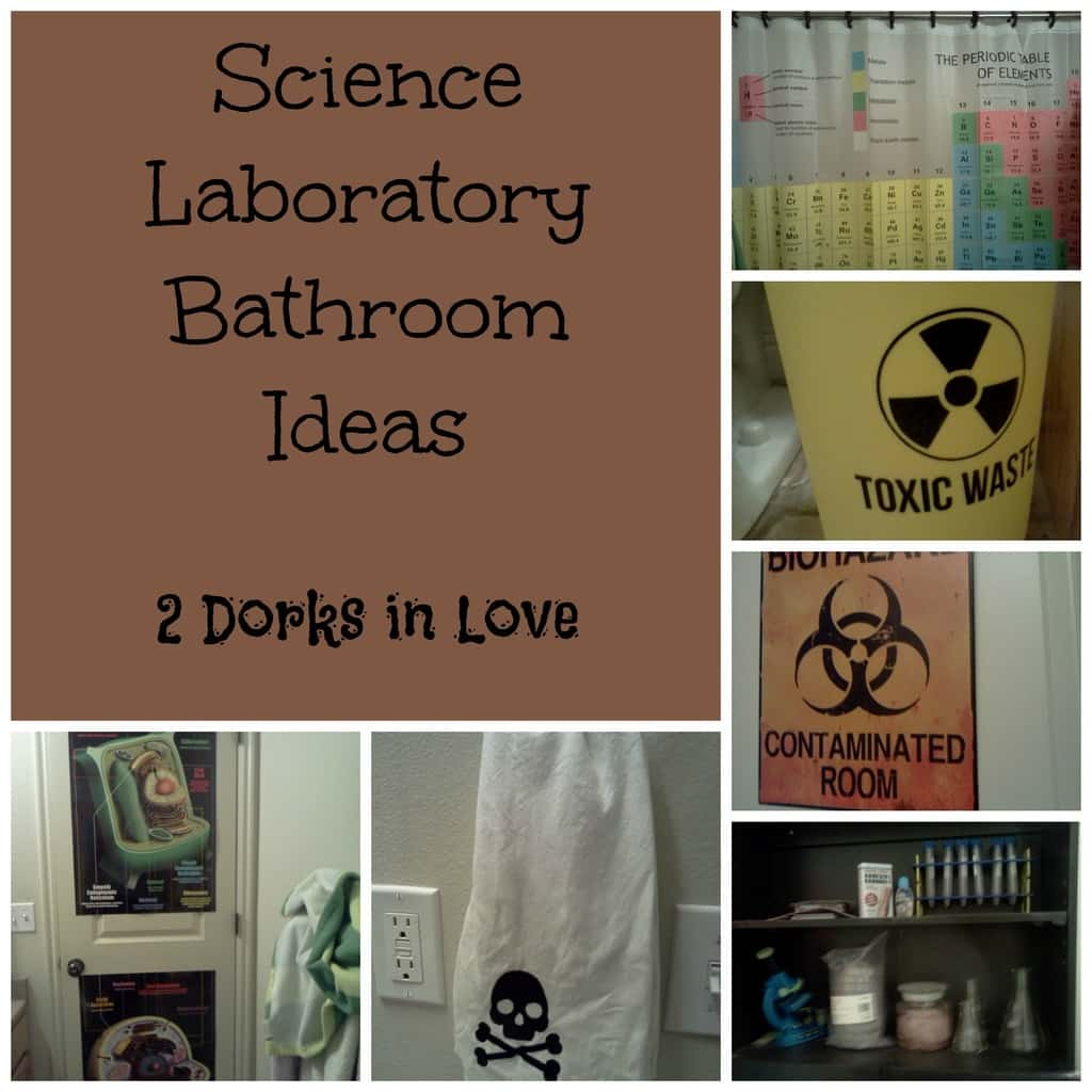 Http Www 2dorksinlove Com Blinded Science Laboratory Bathroom Accessories
