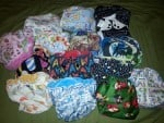 The Joy of Geeky Cloth Diapers