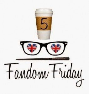 Learn more about me from the 5 Fandom Friday Series