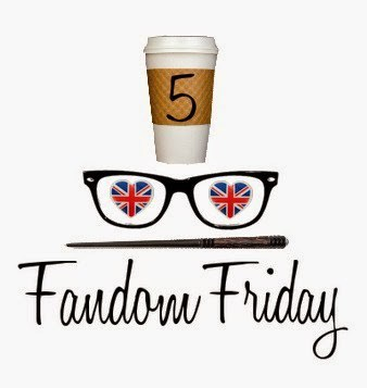 5 Fandom Friday: Characters I Would Name My Kids After