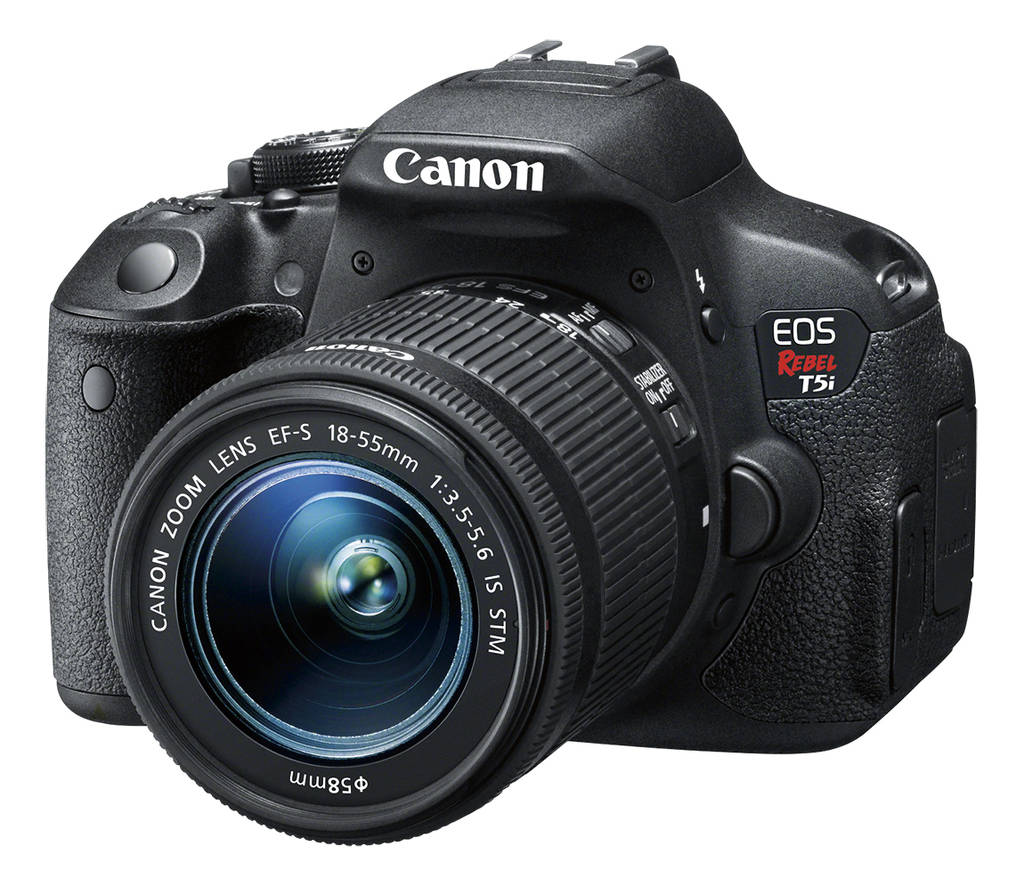 Dreaming of the Canon EOS Rebel T5i at Best Buy