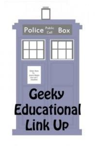 Geeky Educational Linkup Logo