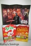 Win General Mills Cereal and a Star Wars Poster!