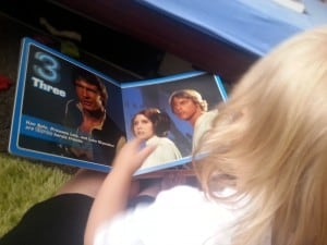 Help your kids learn their numbers with Star Wars 123