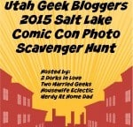 Come Win Prizes in Our (Unofficial) Salt Lake Comic Con Photo Scavenger Hunt!