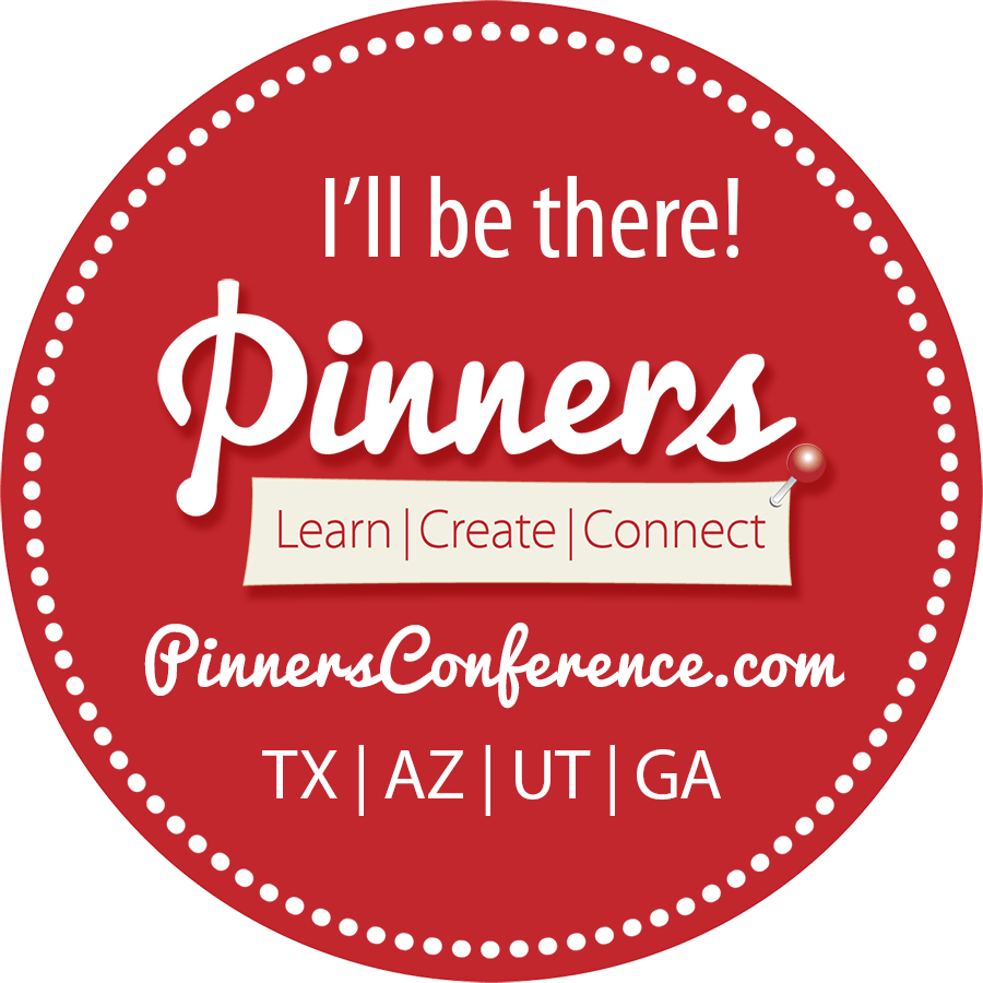 Attend the Pinners Conference for crafting fun and more!