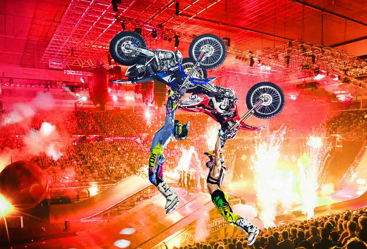 My Inner Motorcycle Geek is Excited – Nitro Circus!