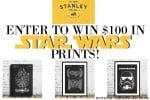 (Ended) Win Star Wars Prints From Stanley Print House!