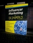 Work Online? Read Influencer Marketing for Dummies
