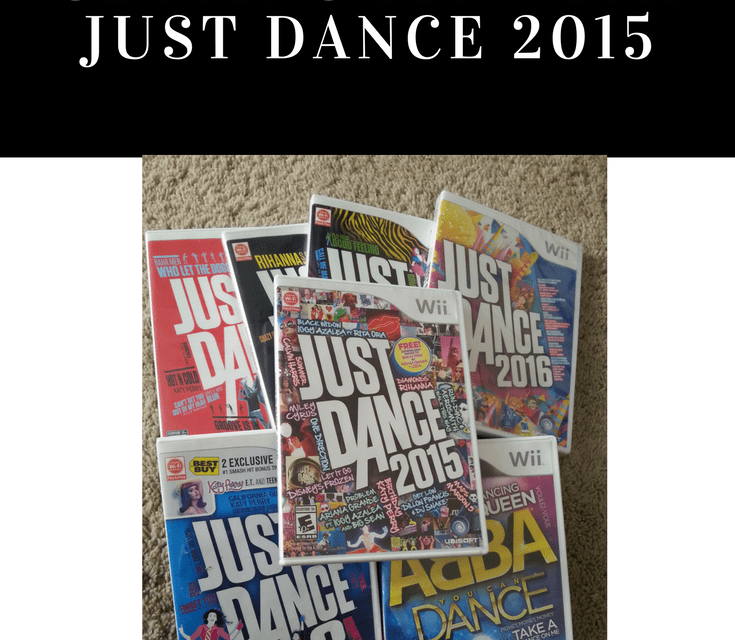Losing Weight and Getting Fit With Just Dance 2015