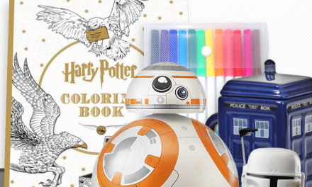 Enter the January 2016 Golden Snitch Geeky Giveaway!