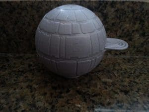 Star Wars Kitchen Ideas - Death Star Measuring Cups Set