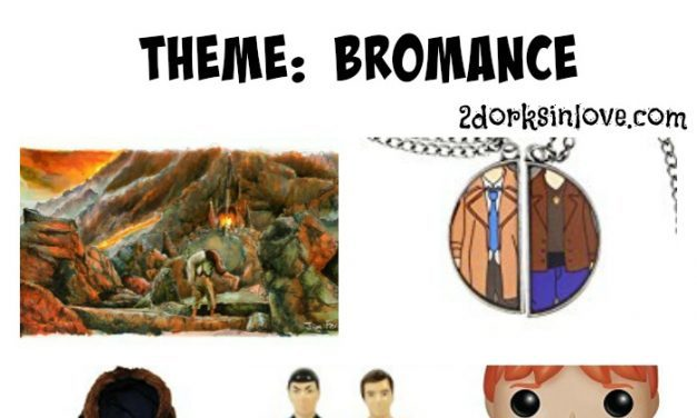 Creating A Dream Loot Crate: Bromance