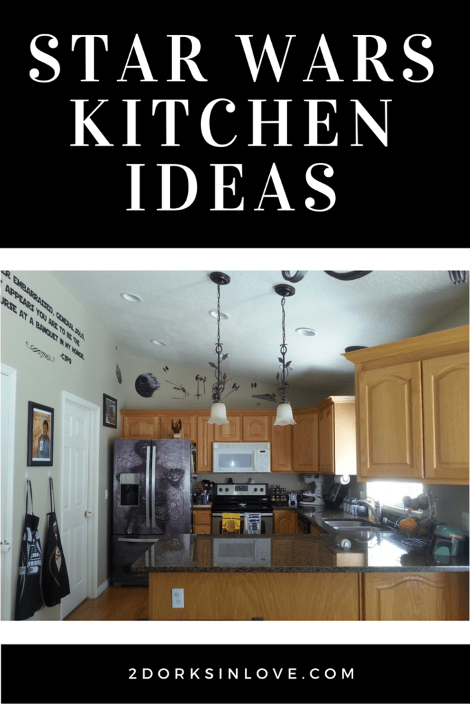 Use These Star Wars Kitchen Ideas To Feel The Force 2