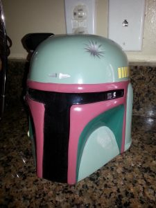 Star Wars Kitchen Ideas - Boba Fett Cookie Jar