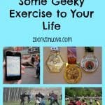 11 Types of Geeky Exercise to Make Fitness FUN!