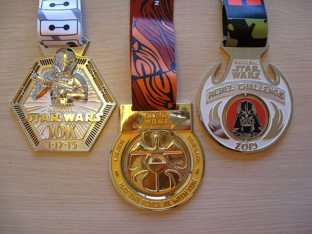 Help support a good cause and get fit by doing geeky 5Ks