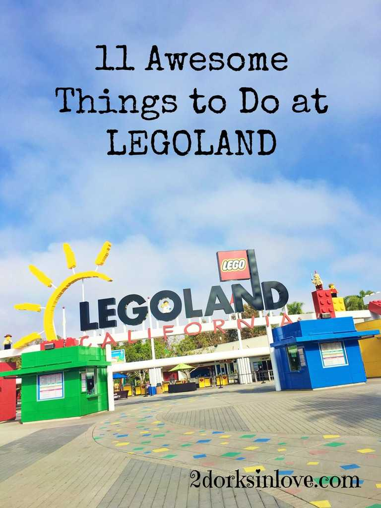 When you visit Southern California, go to LEGOLAND!