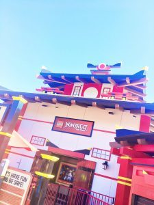 LEGO Ninjago is a fun part of LEGOLAND