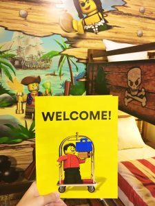 Have extra fun by staying at the LEGOLAND Hotel
