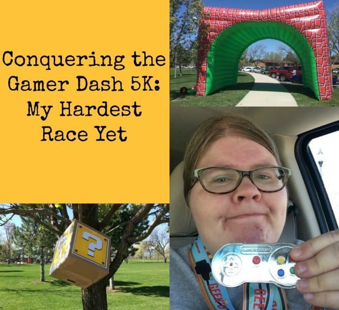 Conquering the Gamer Dash 5K: My Hardest Race Yet