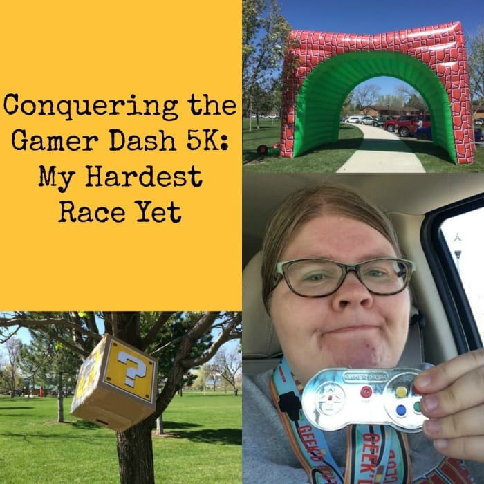 My story of doing the Gamer Dash 5K