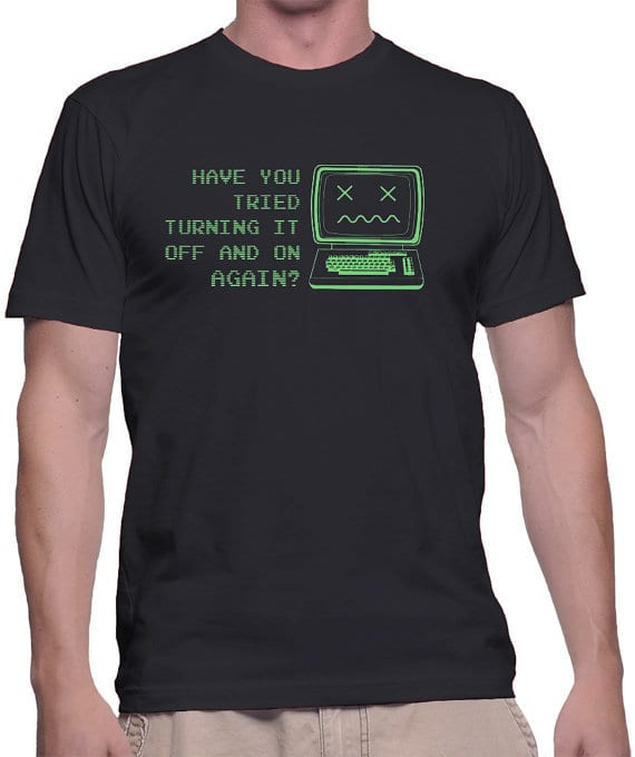 IT Crowd T-shirt