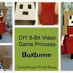 Halloween Boxtume: 8-Bit Video Game Princess