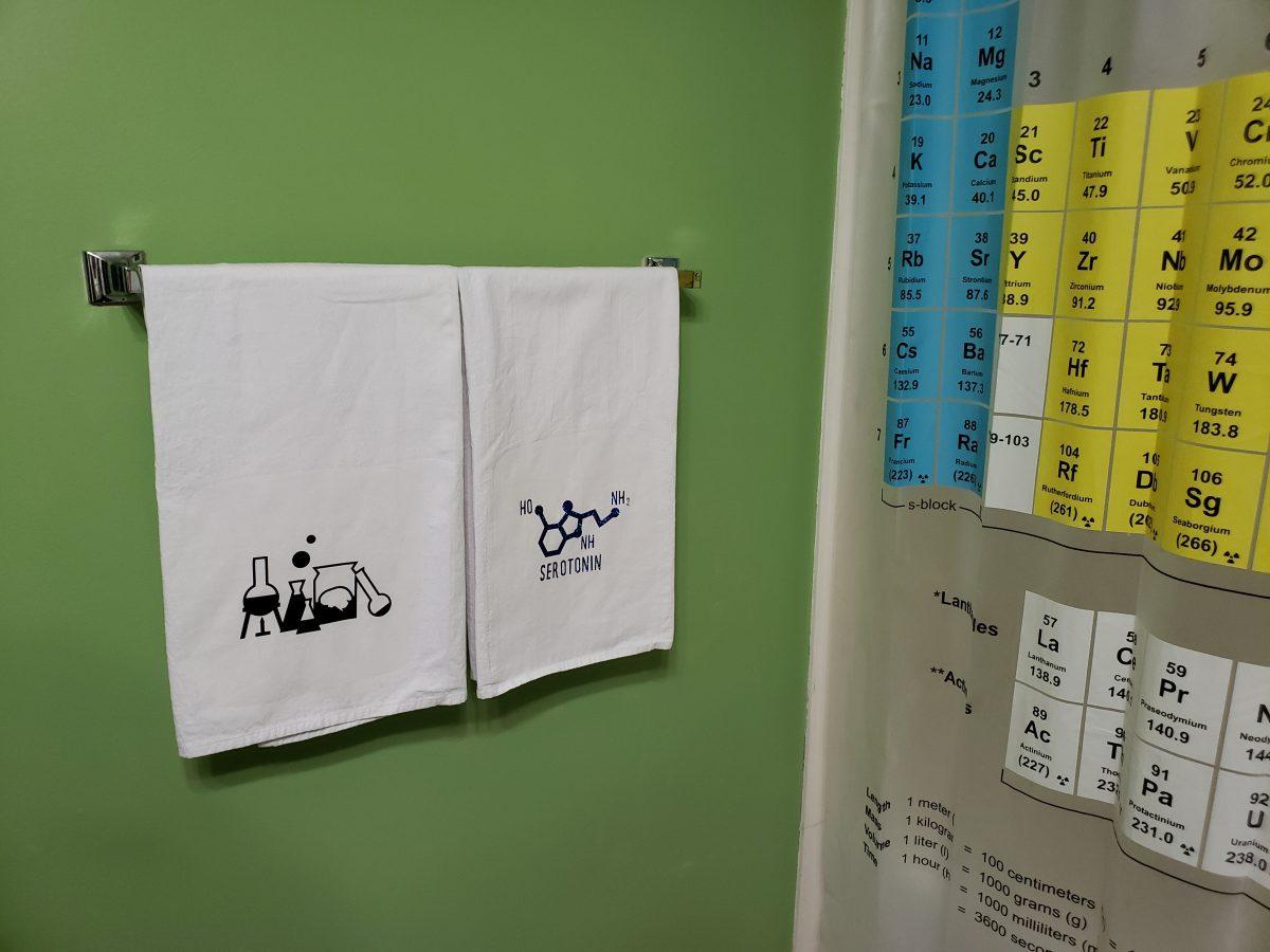 DIY Geeky Towels