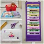 Three Adorable Little Back to School Crafts Using the Cricut Joy